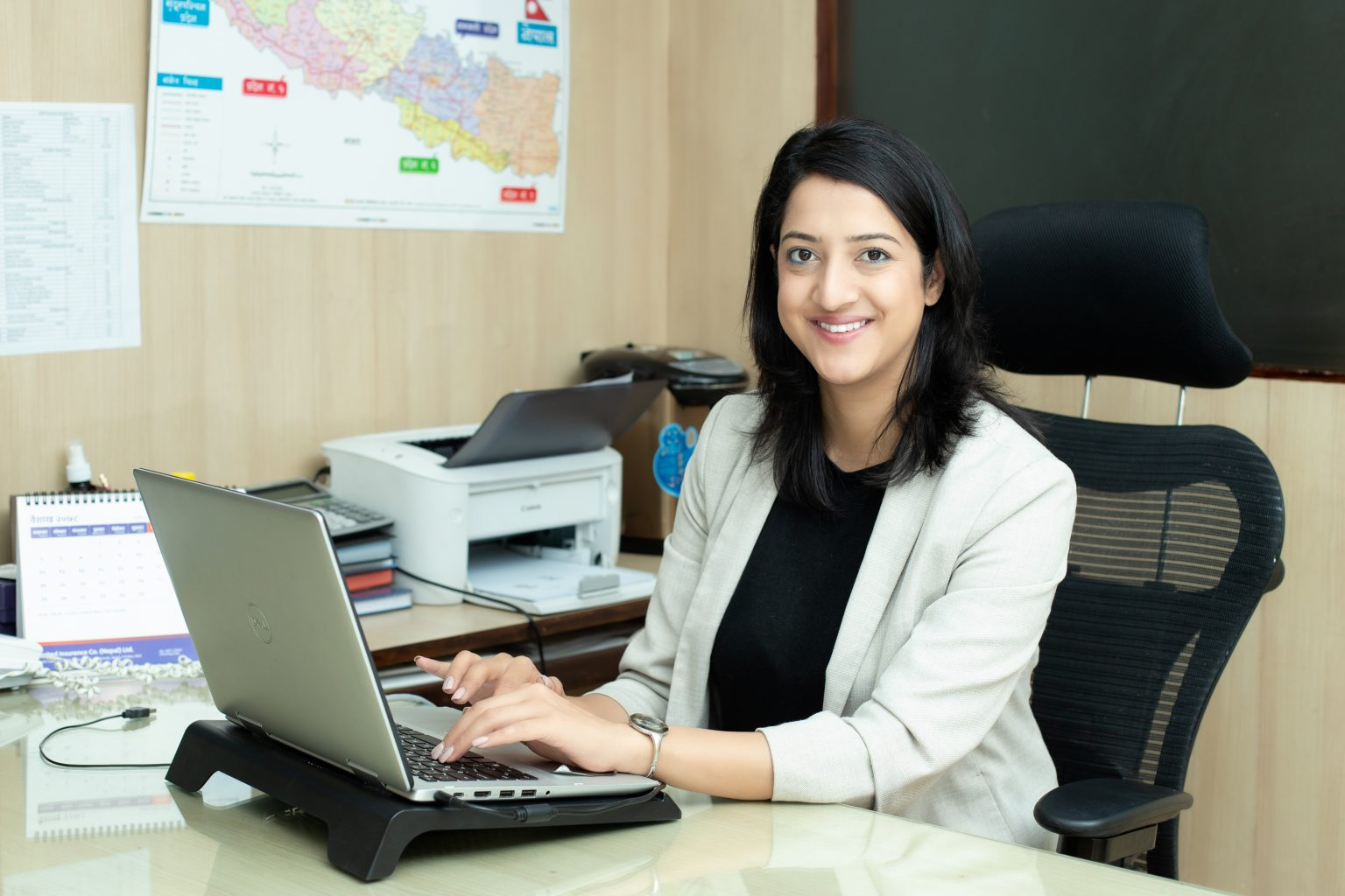 Upasana Paudel, The youngest CEO of Insurance Industry