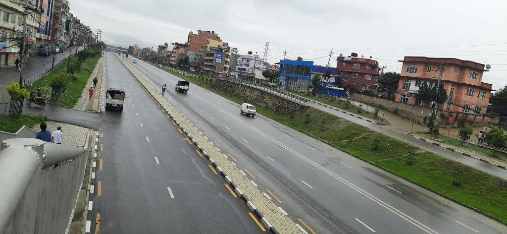 Prohibitory Order relaxed in the valley, Vehicles are allowed to ply on odd-even system
