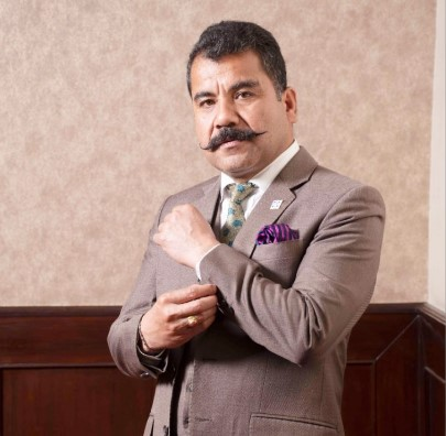 Mr. Meghendra Prakash Giri: The man behind No. 1 brands