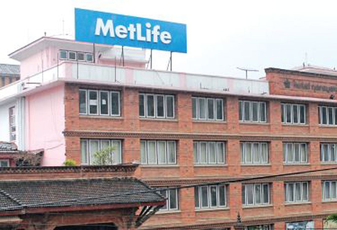 Met Life's profit declined by 17.95 pc