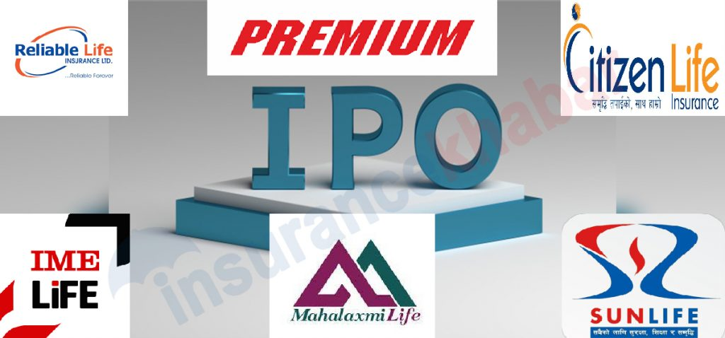 Life Insurers prepare to issue IPO at premium