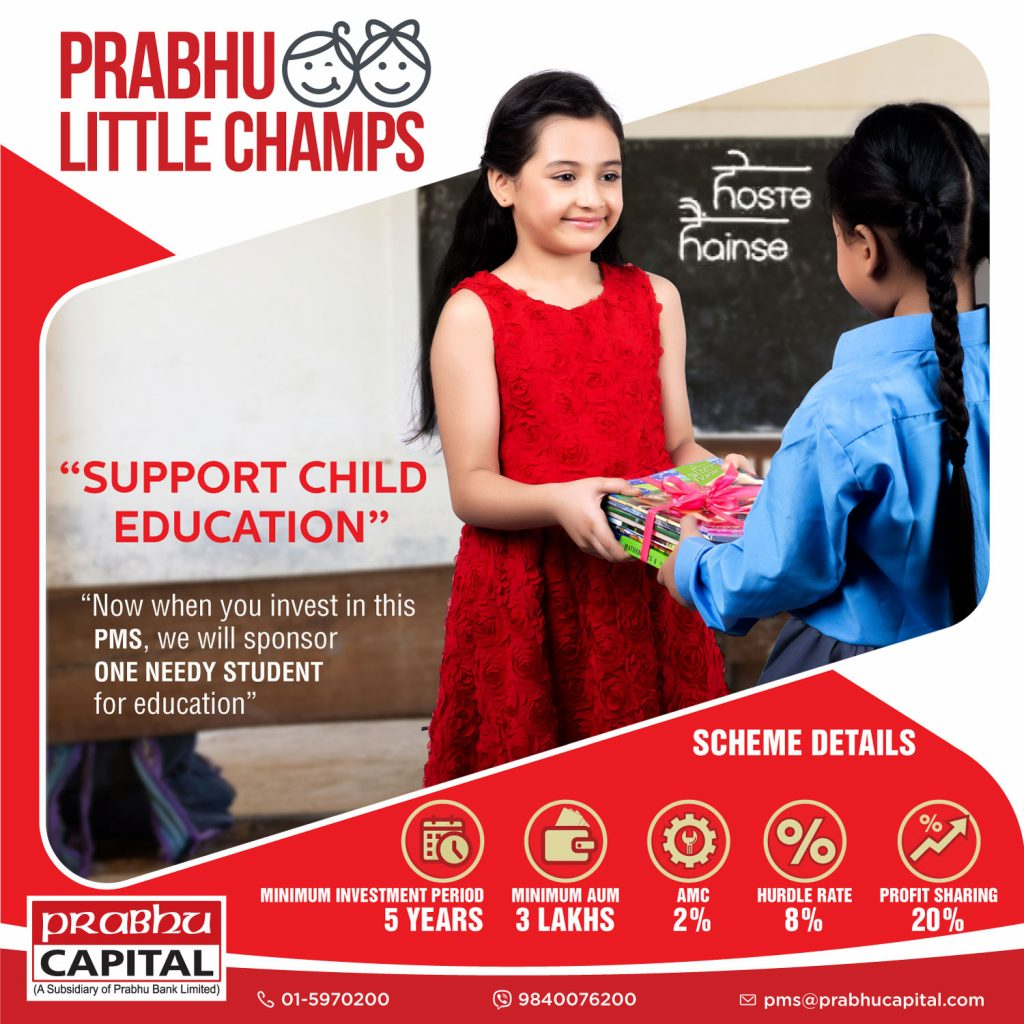 Prabhu Capital launches Child Centric Investment Service