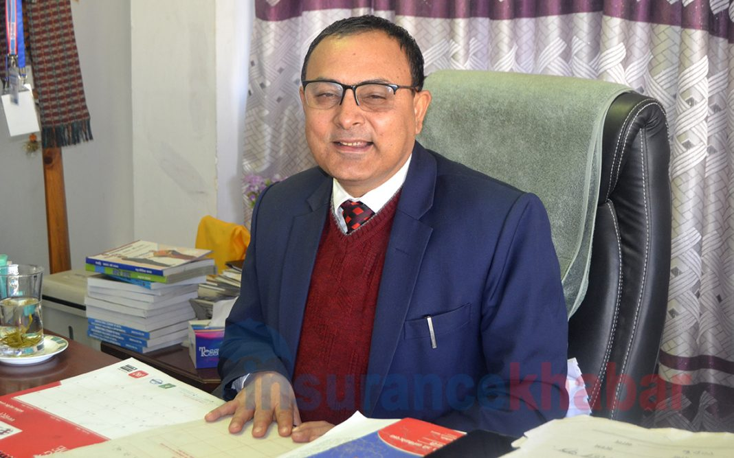 Some issues are observed in Insurance Industry:ED Paudel